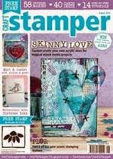 Published in Craft Stamper Magazine August 2014