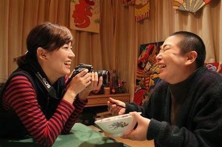Comedian Oshima Miyuki Won The