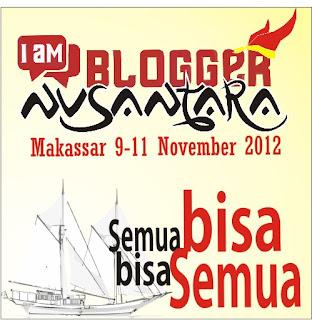 Kopdar Blogger Nusantara 2012 (Makassar Bisa Tonji)