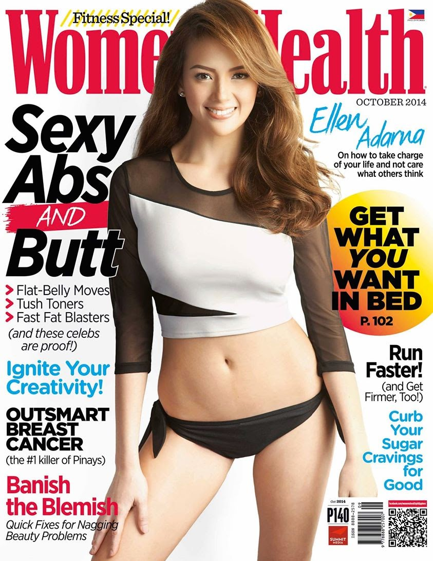 Women's Health PH Oct. 2014