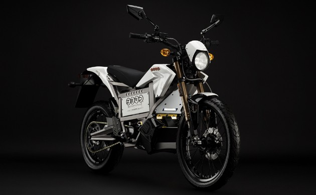 2011 Zero XU Urban Crosser Announced
