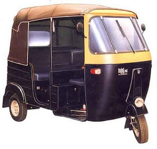 New Auto Rickshaw from TVS-3