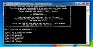 Download Junkware Removal Tool for windows