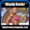 Wanda Keeler Female Bodybuilder Thumbnail Image 3