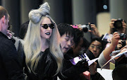The lady is really gaga for her fans. So much so that it will even give them .