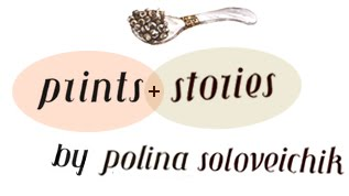 prints and stories by polina soloveichik