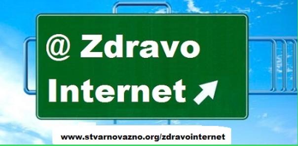 """Otvoren konkurs """"Zdravo Internet!"""" kojim se promovišu zdravi stilovi života mladih uz pomoć interneta"""