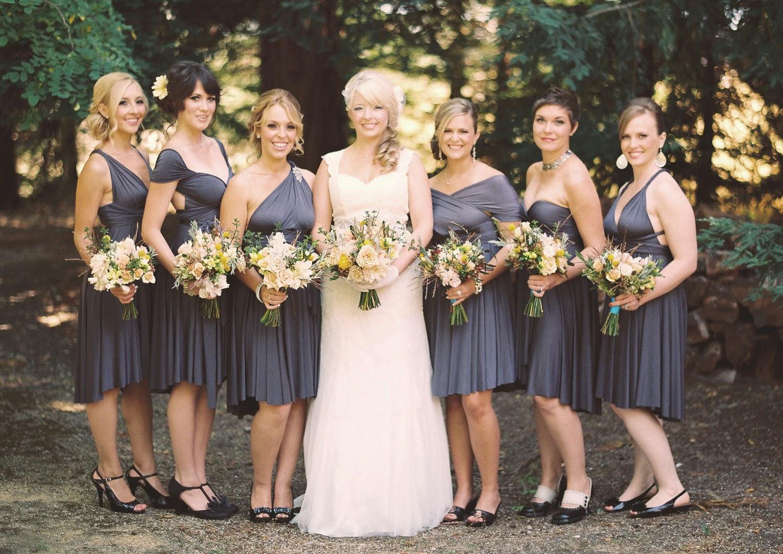 Increíbles vestidos de damas de honor | Tendencias