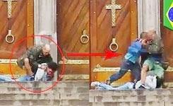 Homeless Man Dies Fighting Gunman To Save Woman