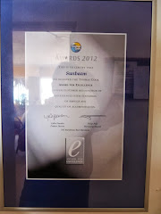 Award for Excellence2012