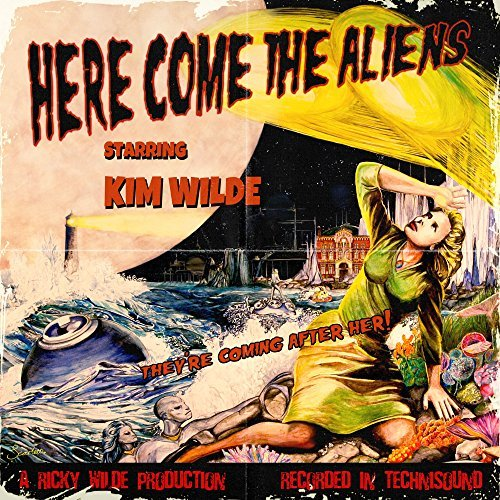 Kim Wilde : Here Come The Aliens
