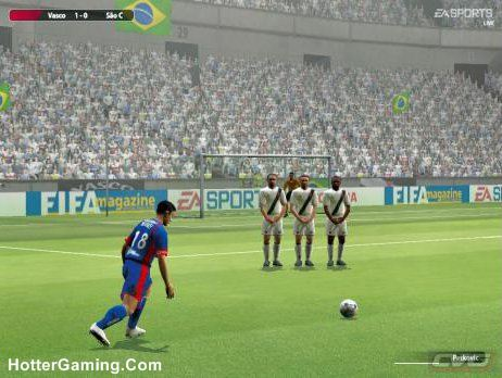Free Download FIFA 2005 PC Game Photo