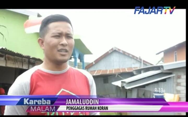 Rumah Koran di FAJAR TV