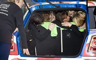 How Many People Can Fit Into a Mini Cooper?