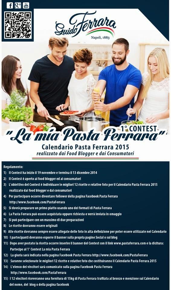 Contest pasta Ferrara