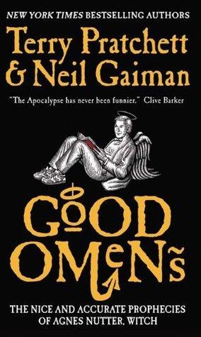 Terry Pratchett Neil Gaiman