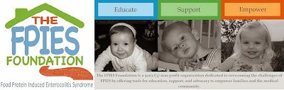 FPIES Home, the blog of The FPIES Foundation