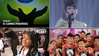 The four Filipino Prides