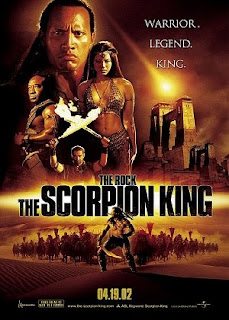 Vua Bò Cạp - The Scorpion King