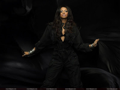 Singer Ciara Princess Harris Wallpaper