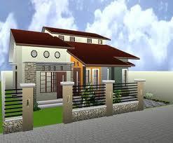 desain model rumah  sederhana
