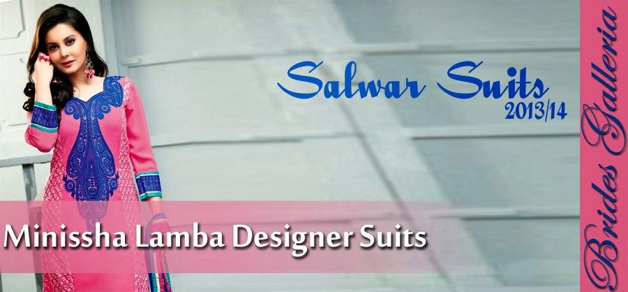Designer Salwar Kameez Suits
