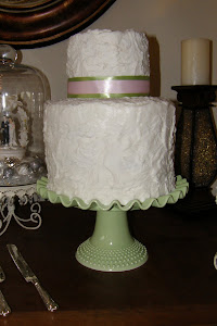 2-tier extra deep buttercream