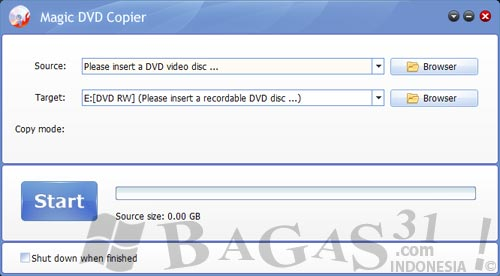 Magic DVD Copier 6.0.2 Full Serial 2