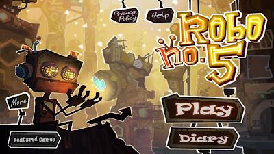 Robo No. 5 Apk Mod Full Version Unlocked Download-iANDROID Games