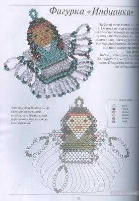 Круговое мозаичное плетение.