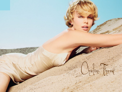 Unseen Private Pictures wallpapers photos of Charlize Theron