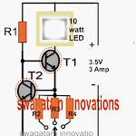 CREE XM-L T6 LED Driver Circuit
