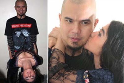 Dewi Perssik - Ahmad Dhani