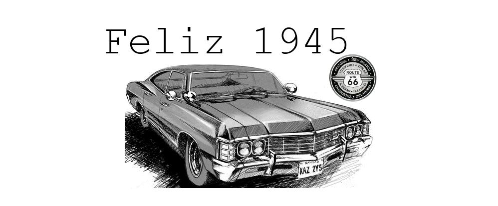 Feliz 1945