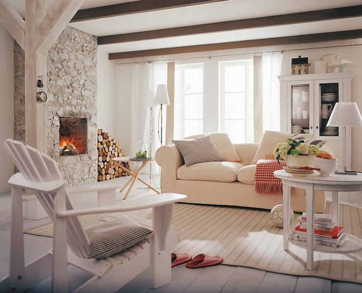 Wohnzimmer Amerikanischer Stil