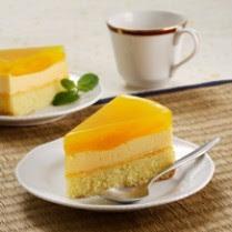 resep cake mangga