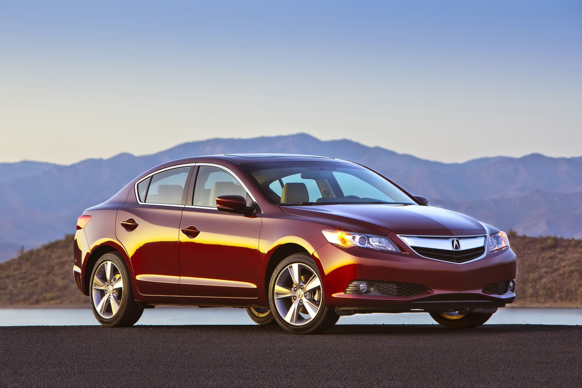 Car statement acura ilx