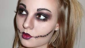 maquiagem hallowen para mulher
