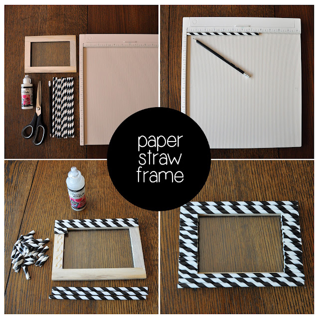 paper straw tutorial on Creative Bag's blog