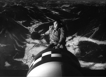 doctor strangelove well meet again Even the famous final montage of mushroom clouds to the backing of we'll meet again - a devastating and very kubrickian coup de cinéma - is alienating, unreal i wonder if the strangelove satire did indeed have the unintended effect of teaching liberals and conservatives, if not to love the bomb exactly.