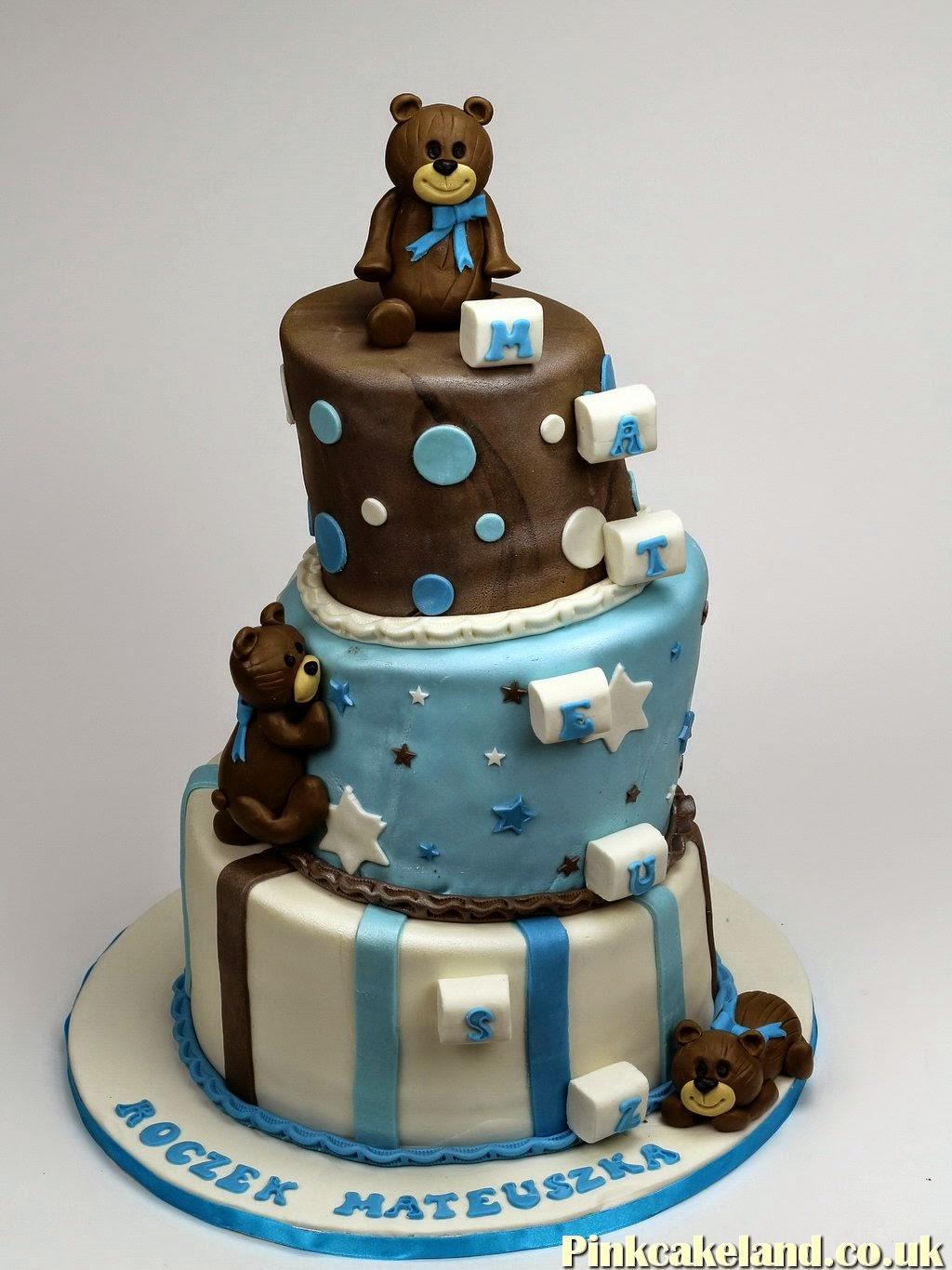 Topsy Turvy Cake - Teddies Birthday Cake in Wembley