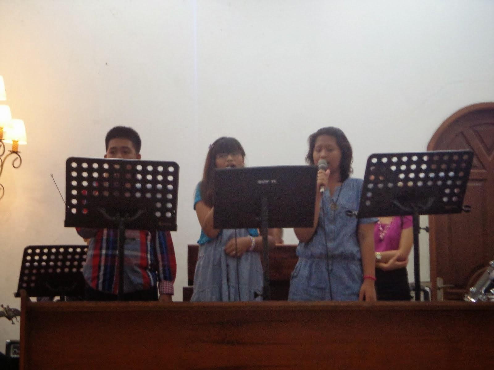 Pelayanan Ibadah