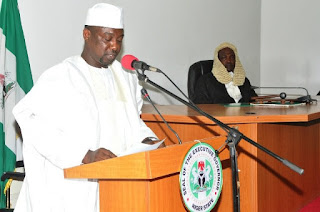 Gov Bello presents N159.5b to Niger Assembly