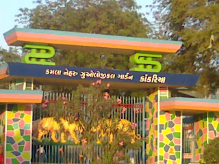 kamla nehru zoological garden