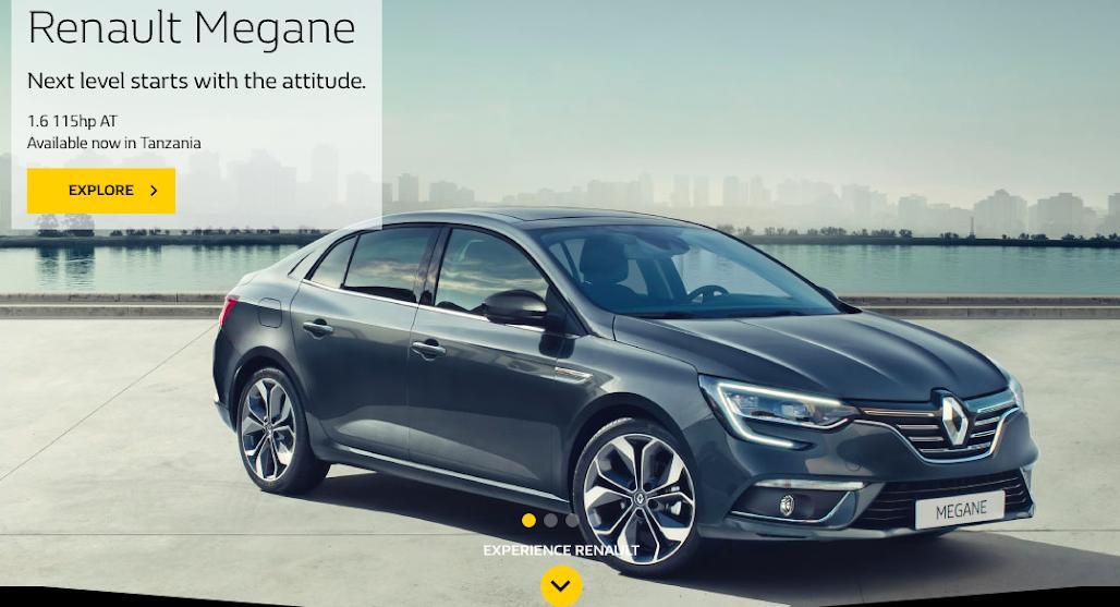 Renault Megane Promotion