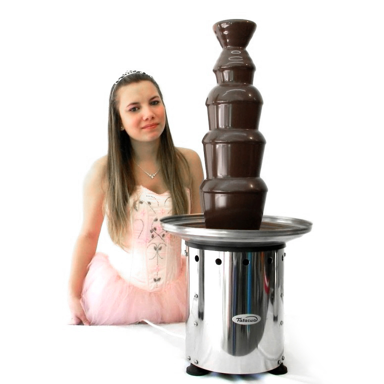 cascada de chocolate alquiler venta tatacua 4 5 7 8 6 niveles profesional
