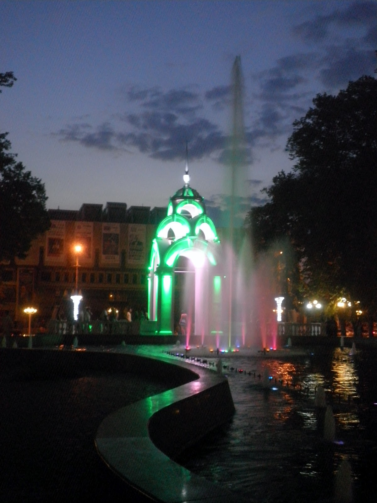 Kharkov Ukraine  city images : Months In Ukraine: Independence! for Kharkov, Ukraine, and Belgium