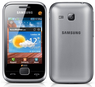 Samsung Rex 60 - Specifications