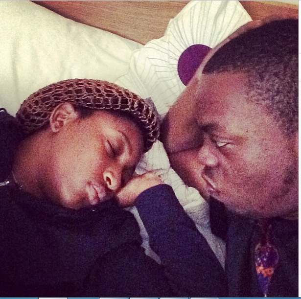 Olamide shares another photo of his girlfriend