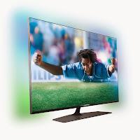Televizor LED Smart TV 3D Philips, Ultra HD